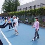 第21回 淵野辺テニス教室