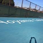 2テニスコート