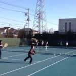 第24回 淵野辺テニス教室