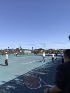テニス教室4