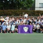 第15回 淵野辺テニス教室の様子
